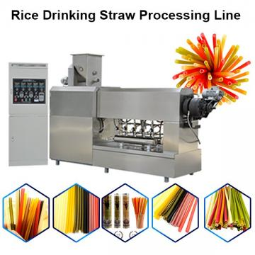 Biodegradable Drinking Straws making machine