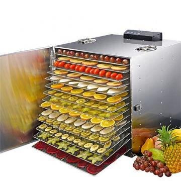 Continuous Belt Carrot Food Fruits Vegetables Dehydrator