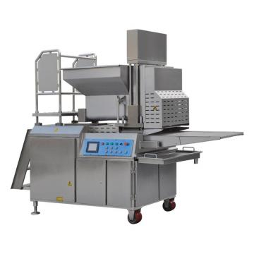 Mini Patty Chicken Nuggets Breading Machine Factory