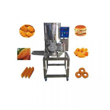 High Speed Roll Creasing Die-Cutting Machine for Hamburger Box