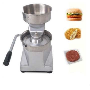 Industrial Hamburger Meat Patty Press Maker Burger Forming Machine
