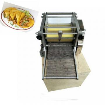 Fried Doritos Tortilla Chips Snack Food Making Machine