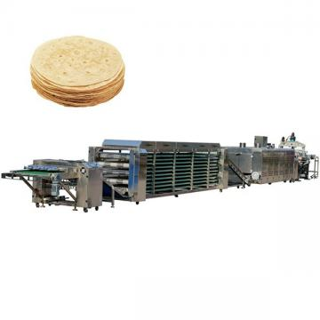 Automatic Tortilla Corn Chips Bugles Puff Food Processing Snacks Machine