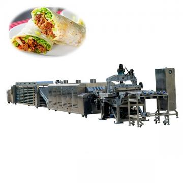 New Technology Corn Nacho Chips Food Making Machine