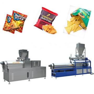 Corn Doritos Snacks Chips Machine