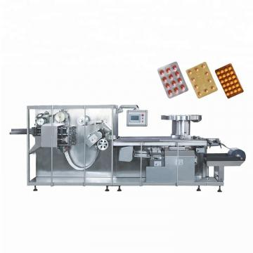Durable PVC Small Alu Alu Blister Packing Machine