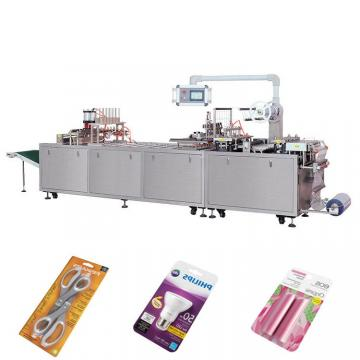 Automatic Food Beverage Pharmaceutical Products Box Blister Packing Cartoning Machine