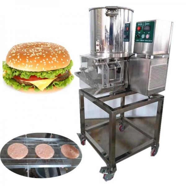Stuffed Burger Maker Press Mini Hamburger Momentum Machine #1 image