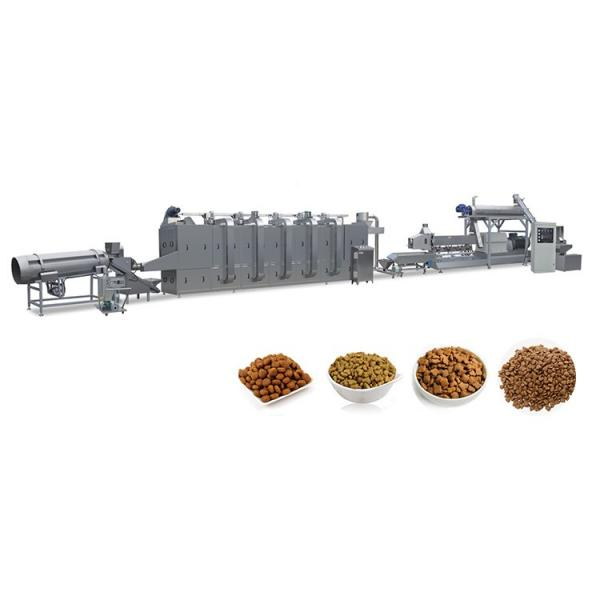 1 Ton Per Hour Turnkey Business Plan Small Animal Poultry Pet Food Pellet Processing Plant Project Uses Floating Fish Feed Pellet Production Line #3 image