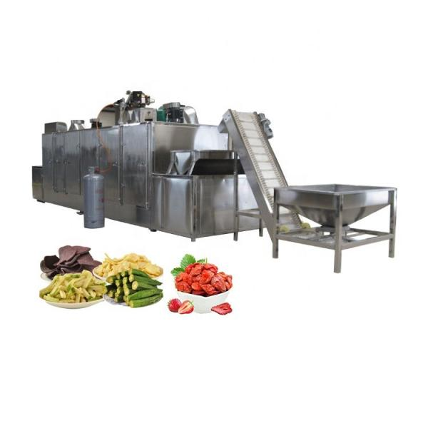 Canned Tomato Fruit Ketchup/Juice/Jam/Paste/Sauce Fillling Line Processing Production Line Making Line Sauce Processing Mixing Line Paste Filling Line #2 image
