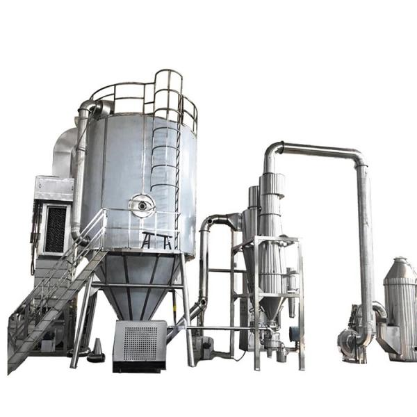 China Stainless Steel Hot Air Herb Drying Equipment #1 image