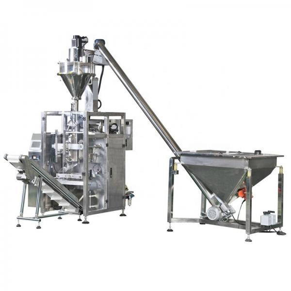 Seeds Weighing Filling Packaging Packing Machine in Bag #1 image