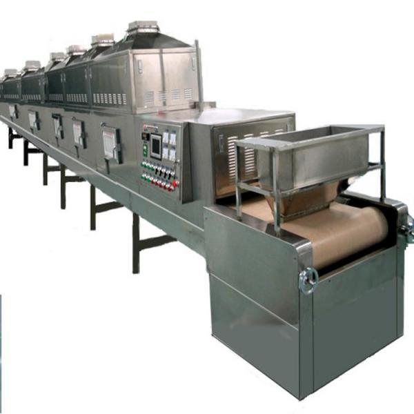 Industrial Single-Layer Mesh Belt Dryer for Chemicals #2 image