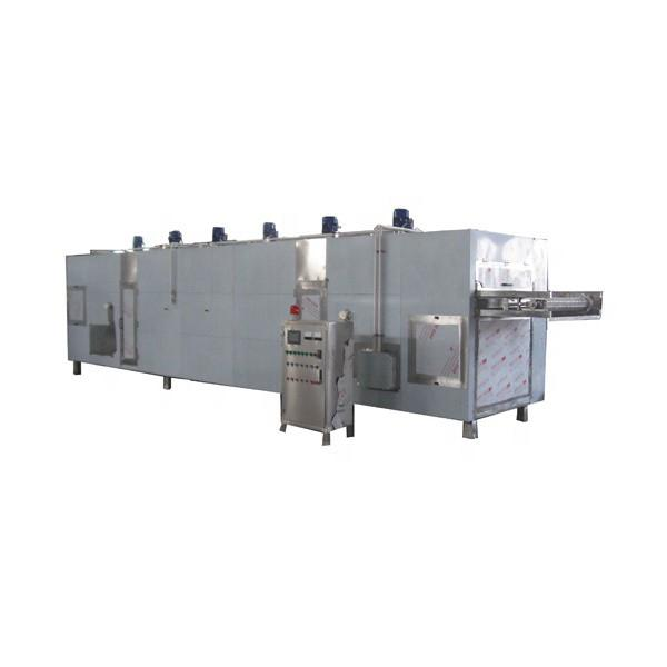 Industrial Single-Layer Mesh Belt Dryer for Chemicals #1 image