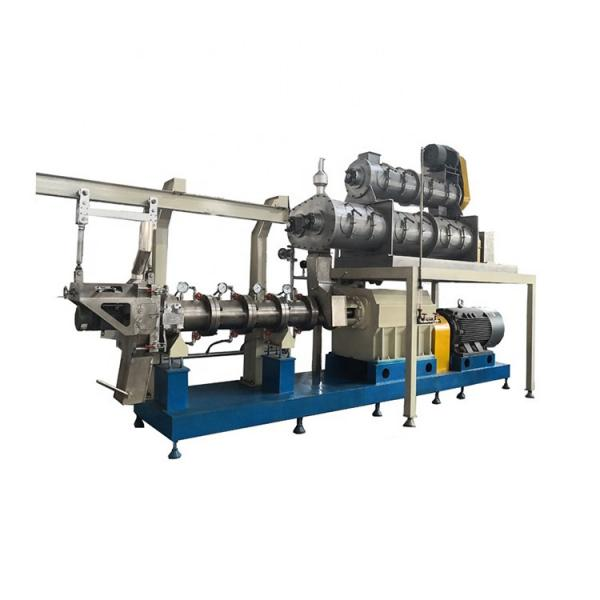 Fully Automatic Dog Food Production Machine Pet Food Processing Line #3 image