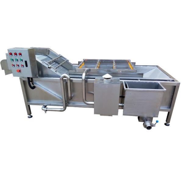 Complete Turnkey Fruit Vegetable Juice Jam Processing Line Jam Production Line Equipment Paste Processing Line Puree Paste Production Line #2 image